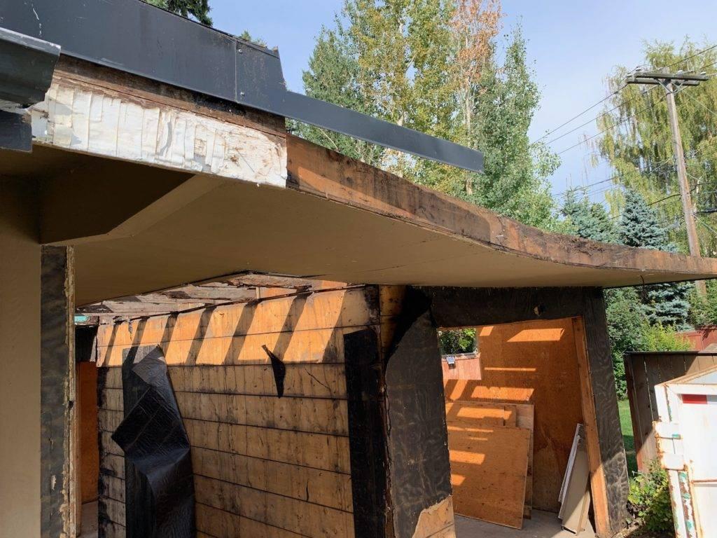 Garage Restoration 2019