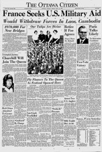 The Ottawa Citizen May 15, 1954