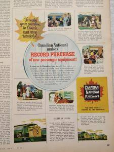 Macleans Magazine Adverts  - 14